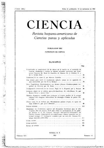 Número 4-6 - Instituto de Historia de la Medicina y de la Ciencia ...