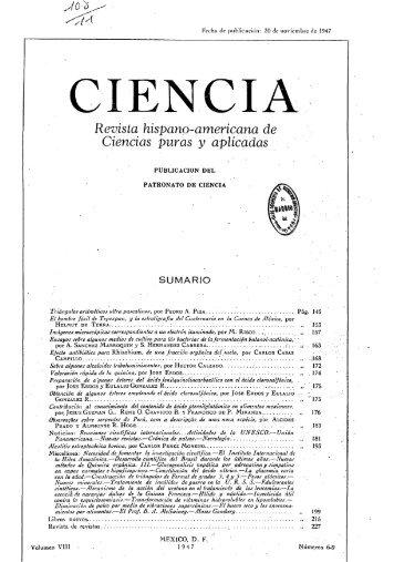 Número 6-9 - Instituto de Historia de la Medicina y de la Ciencia ...