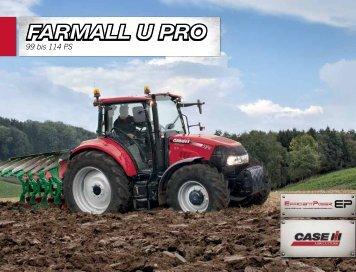 FARMAll U pRo - Case IH