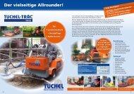 Prospekt Tuchel-Trac TRIO 07/2013 (PDF - 858 kb)