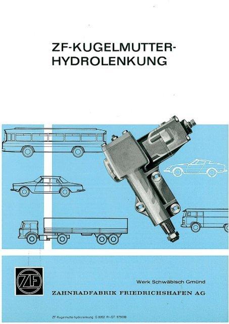 ZF-KUGELM UTTEH HYDHOLENKUNG - ZF Friedrichshafen AG