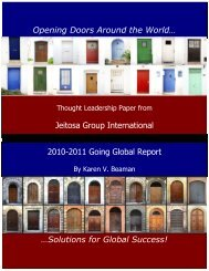 to Download - Jeitosa Group International