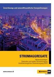 Herunterladen (PDF) - Avesco AG