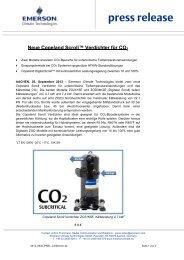 PDF Version - Emerson Climate Technologies