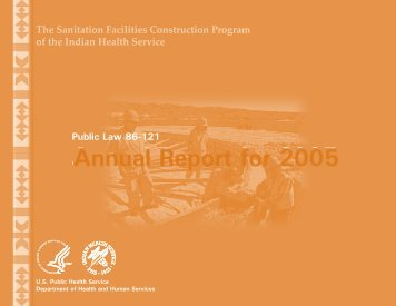 2005 Annual Report - Indian Health Service
