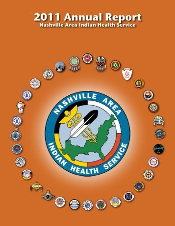 Nashville Area Indian Health Service 2011 Annual Report