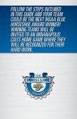 IHSAA Blue Horseshoe Award Brochure - Page 2