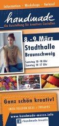 Programm 2014 - handmade