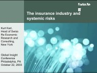 Kurt Karl - Country & Industry Forecasting: IHS Global Insight