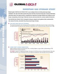 Study brochure - IHS Global Insight