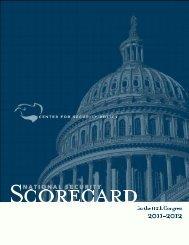 2012-Scorecard