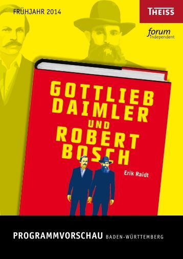 FRÜHJAHR 2014 - Theiss-Verlag