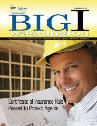 Summer2012 - Independent Insurance Agent