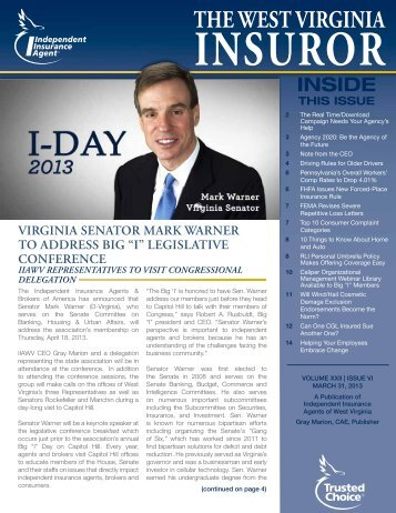 Volume 22, Issue 6 - Independent Insurance Agent