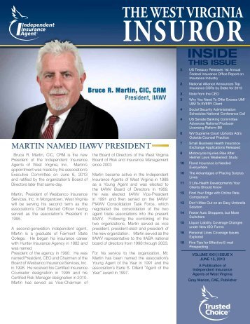 Volume 22, Issue 10 - Independent Insurance Agent