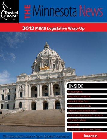 Minnesota News - Independent Insurance Agent
