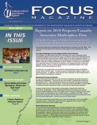 may 2012 issue - Independent Insurance Agent