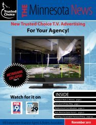 For Your Agency! - Independent Insurance Agent