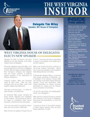 Volume 22, Issue 11 - Independent Insurance Agent