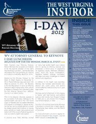 Volume 22, Issue 5 - Independent Insurance Agent