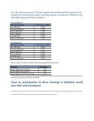 Download Fees and Profile... - UAE IAA
