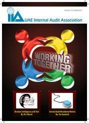 News letter No. 15, October 2010 - UAE IAA
