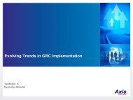 Senthilvel K.-Evolving Trends in GRC Implementation .pdf