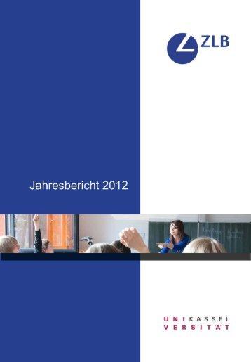 Jahresbericht 2012 - KOBRA - Universität Kassel