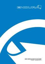 Endura: Ropa Especializada en Ciclismo AW2014
