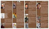 november 2011 newsletter - Italian Cultural Institute of New York