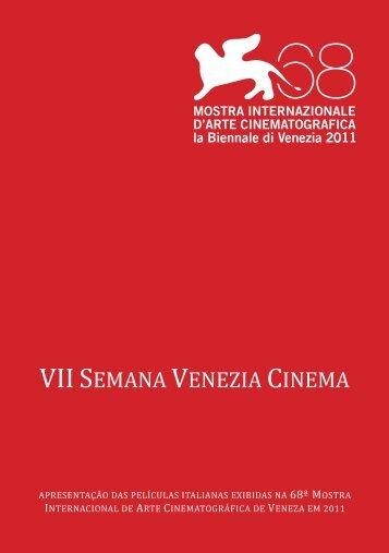 programação - Instituto Italiano de Cultura Rio de Janeiro