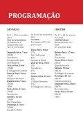 programação - Instituto Italiano de Cultura Rio de Janeiro - Page 4