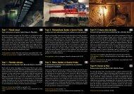 Tour 1 Mondi oscuri Tour 1 Mondes obscurs Tour 3 Metropolitana ...