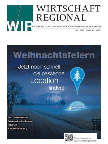 M. - Wirtschaft Regional epaper
