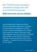 Boge Schraubenkompressoren C-Baureihe - DST Druckluftanlagen ... - Seite 2