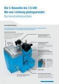Boge Schraubenkompressoren C-Baureihe - DST Druckluftanlagen ... - Seite 6
