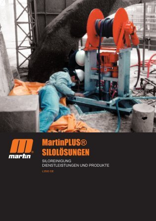 MartinPLUS SILOLÖSUNGEN - Martin Engineering