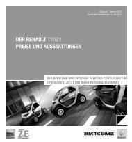 Für Preise und Ausstattungen bitte hier klicken - Autohaus ...