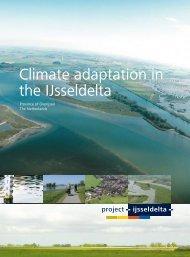 Climate adaptation in the IJsseldelta - Iiinstitute.nl