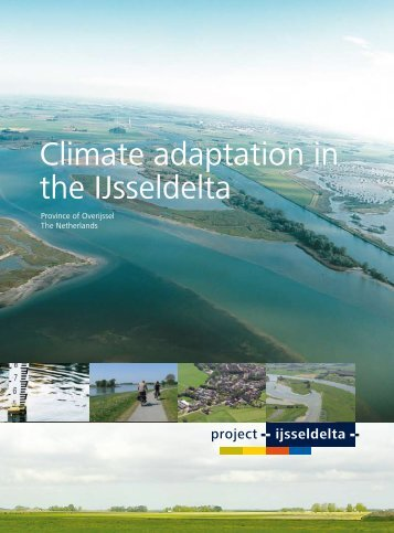 Climate adaptation in the IJsseldelta - Iiinstitute.nl