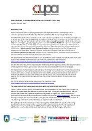 Download Final Briefing participants (Update 30 june ... - Iiinstitute.nl