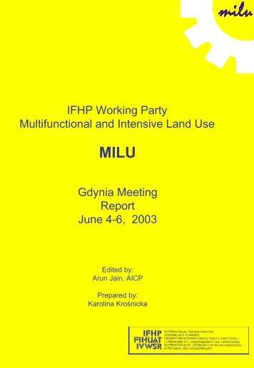 2003 June 4-6 MILU meeting report GDYNIA.pdf; 6MB - Iiinstitute.nl