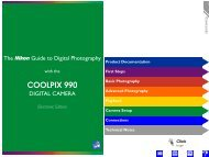 The Nikon Guide to Digital Photography - The Donald O. Pederson ...