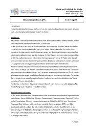 nach Lebertransplantation [pdf, 179k] - UKE