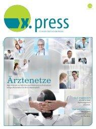 x.press Ausgabe 13.4 - promedico