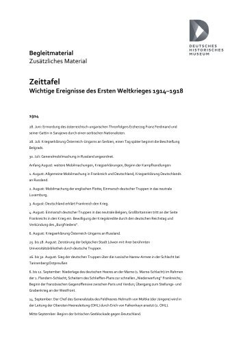 Zeittafel (.pdf)
