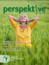 Perspektive - Frauenselbsthilfe nach Krebs eV