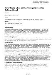 GFlFleischV - Gesetze im Internet