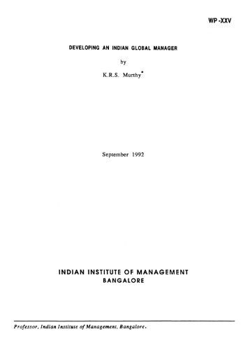 Download PDF - Indian Institute of Management Bangalore