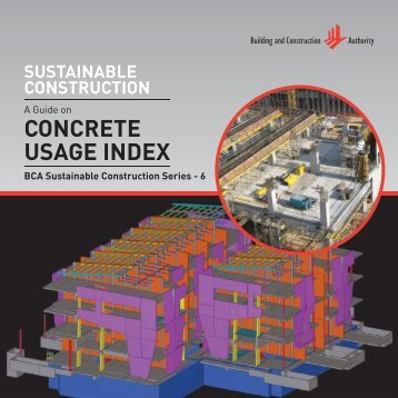 A Guide on Concrete Usage Index - IIP